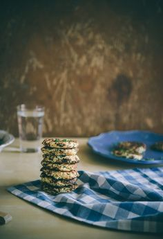 Cauliflower and Feta Fritters | by Souvlaki for the Soul #healty #vegetables