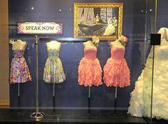 Taylor Swift Speak Now World Tour, Speak Now costumes.