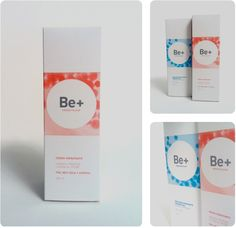 Be+ by Marion Dönneweg , via Behance