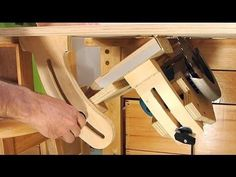 Homemade table saw, part 2