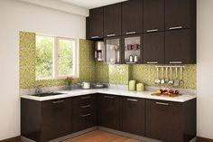 59 Best L Shaped Modular Kitchen Designs Images L Shaped Kitchen