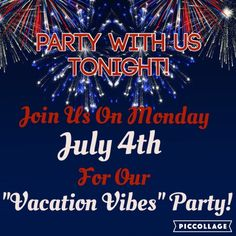 PARTY WITH US TONIGHT! ⚪VACATION VIBES THEME⚪️ There is nothing like Co-Hosting with your Very Best PFF; Never mind getting to do it Twice! And then find out that it's on The 4th of July!!! Karen @flutter_buys and I (@lhaag721) are so excited! TAG ME ONLY IF YOU'VE NEVER HAD A HOST PICK & HAVE A COMPLIANT CLOSET! Bags