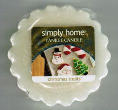 SIMPLY HOME by YANKEE CANDLE - CHRISTMAS TREATS Wax Tarts >>> Click image to review more details.