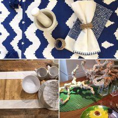 Nueva entrada al blog: con ideas para vestir la mesa... http://www.mikosmosinteriors.com/single-post/2016/09/07/Apuesta-para-la-mesa #decor #dining #home