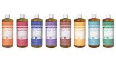 Dr Bronners - Pure-Castile Soap Liquid - Lavender 236ml (vegan) - FriendsOfTheLagomorph