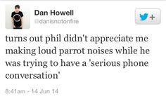 Dan really has been reverting to 2009-2010 Danisnotonfire...