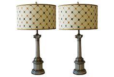 Column Lamps