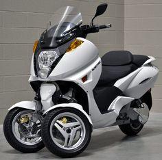 Moto Electrica Vectrix VX