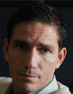 Jim Caviezel, this man played Jesus in the Passion of the Christ. Yep. Believe it.