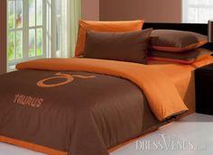 US$95.99 4 Piece Taurus Bedding Sets Belong to 12 Constellations . #Bedding #to #Taurus #Bedding