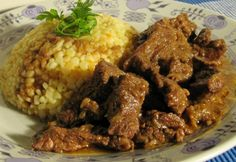 Erdélyi tokány My Recipes, Favorite Recipes, Just Eat It, Hungarian Recipes, Sweet And Salty, Rage, Beef, Meals, Food