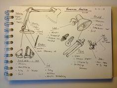 Lamp study By: Mischa Stæhr