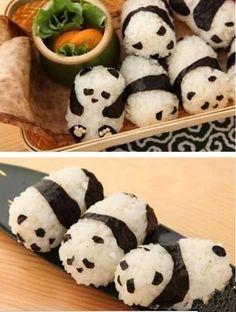 Panda Rice Balls! http://jeanette-lynne.bandcamp.com/