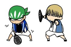 The Prince Of Tennis, My Prince, Chibi, Fandoms, Awesome, Cute, Anime, Pictures, Photos