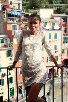 Lace dress Isabel Marant