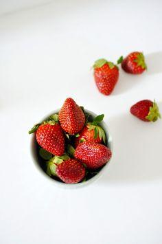 Strawberries | lark & linen - jacquelyn