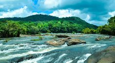 Ezhattumugham- a nature village located in the border of Ernakulam and Thrissur. This is a wonderful place you can include in your Kerala trip packages. This is an apt place for relaxing and refreshment.