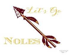 It's almost game time! Let's Go NOLES!!!