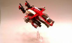 "VAS-01x - ""Phoenix"" - Vulture (by Ced23Ric) Variant | by LowestForm0fWit"