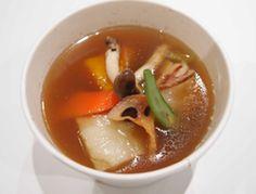 具沢山のお味噌汁FLOWERISH[フラワリッシュ]奈良市鳥見町のカフェ