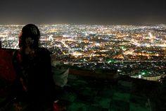 damascus. view from jebel qassioun. دمشق- جبل قاسيون | Flickr - Photo Sharing!