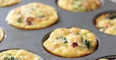 Gluten-Free Grab and Go: Turkey, Broccoli, and Egg Muffins