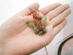 Dragon Pendant  OOAK Smaug by NeehellinsRealm on Etsy, $25.00