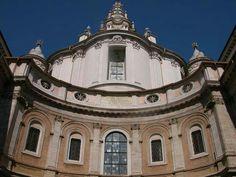 Francesco Borromini. Sant'Ivo alla Sapienza. Roma. (dal 1642)