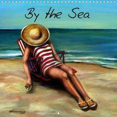 By The Sea - CALVENDO calendar by JJ Galloway - http://www.calvendo.co.uk/galerie/by-the-sea/ - #sea #calendar #holiday #beach #ocean