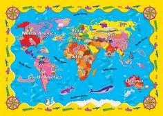 map world kids - Google Search
