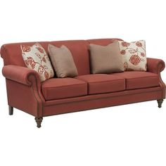 Broyhill 4250-3 Windsor Sofa available at Hickory Park Furniture Galleries