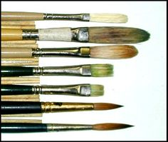site for lots of brushes + techniques