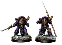 Showcase: Emperors Children Phoenix Terminators - Tale of Painters