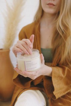 Heartspring  Sweet Lavender Body Scrub Skin Care Regimen, Skin Care Tips, Rosehip Seed Oil, All Natural Skin Care, Dull Skin, Happy Skin, Oil Benefits, How To Apply Makeup, Body Scrub