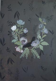 Botanical original by Britthermann