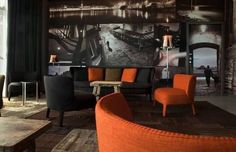 Mercure Saint Malo Balmoral Saint Malo Located in Saint-Malo, this environmentally friendly hotel features contemporary guest rooms with a flat-screen TV. It is set opposite Saint-Malo Train Station and is 1 km from the beach.