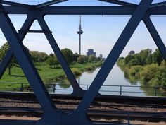 Pictures, Old Pictures, Summer Vacations, Mannheim, Good Morning, City, Germany