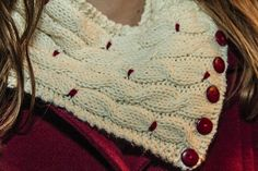 Ravelry: My First Cabled Project pattern by Tricia Perkins. Very easy to knit and a beautiful gift!