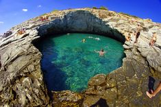 Wish You Were Here: Giola Lagoon, Greece