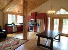 Barndominium The Denali Barn with Apartment 24 - Barn Pros | My ...