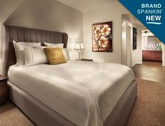 Model Bedroom - this could be yours!  #SanMarquis