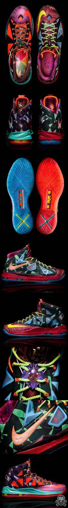 LeBron X MVP