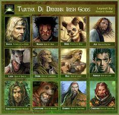 Irish Gods