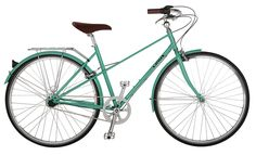 NEW! The Mixte 3 is now available Teal