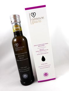 COSMELISTA: AMORE PURO Huile d'Olive Bio Extra Vierge Review Photos