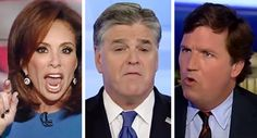 Fox News lying to defend Trump makes it a threat to US national security: CNN contributor – Raw Story Fox News Hosts, Sean Hannity, Media Bias, The Daily Beast, Us Politics, Mainstream Media, Conservative News, Right Wing, Dreads