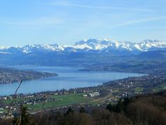 Uetliberg - Zurich's city mountain