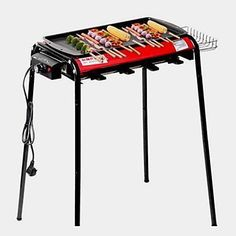 Specifications Material Aluminum-magnesium alloy, Features Multifunction, Item Type Electric Barbecue Grill, Function Thermal Cookers, Voltage (V) Net Dimensions (cm) Net Weight (kg) Quantity Grilling, Kitchen Appliances, Japanese, Meals, Electric, Cooking, Food, Products, Diy Kitchen Appliances