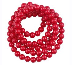 Fashion Beads, Ornament Wreath, Pearl Beads, Round Glass, Glass Beads, Christmas Wreaths, Jewelry Making, Hot, Pearls