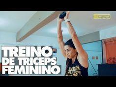 Um treino intenso de Tríceps para queimar gordura do braço | Feito de Iridium - YouTube